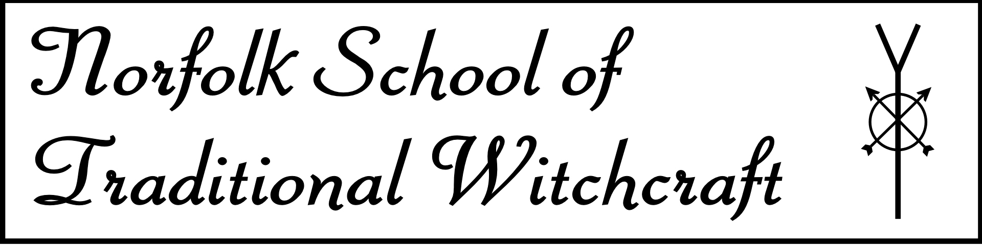 Norfolk School of Traditional Witchcraft logo